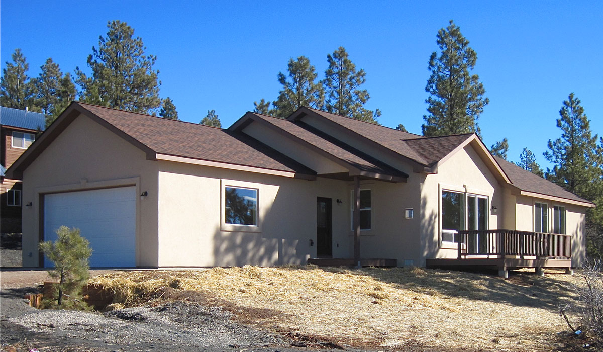 new home for sale in pagosa springs